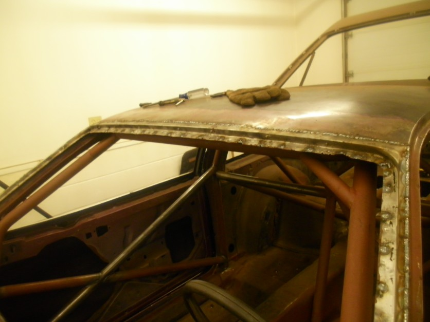 Rust Where Roof Meets Windshield B13 Se R Grassroots